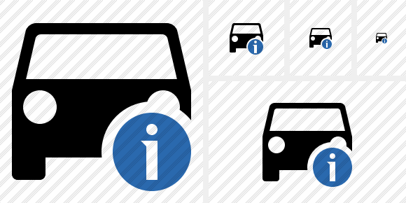 Car 2 Information Icon