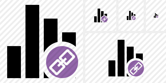 Chart Link Icon