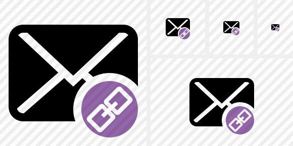 Mail Link Icon