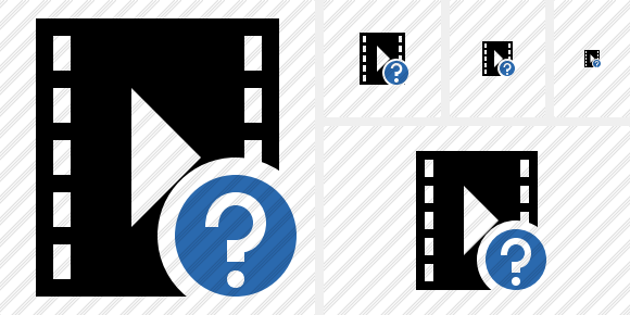 Movie Help Icon