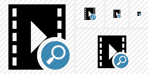 Movie Search Icon