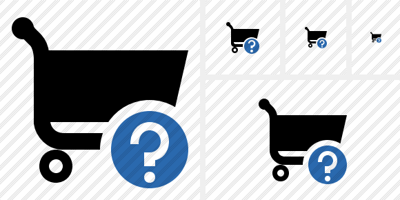 Shopping Help Icon