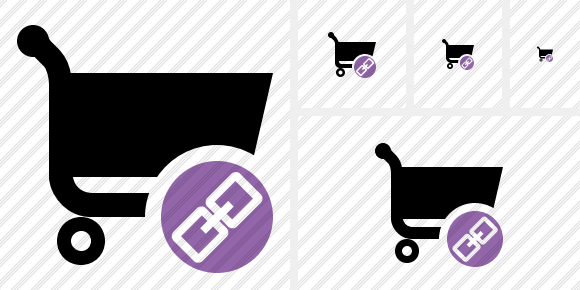 Shopping Link Icon