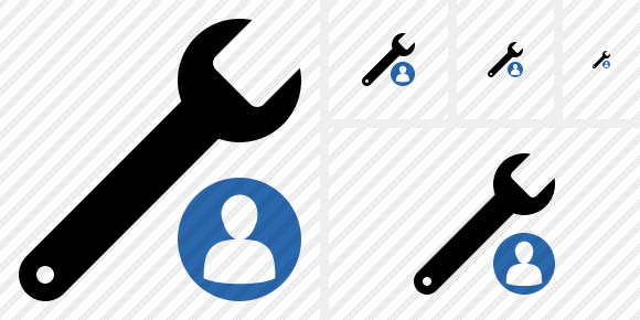 Spanner User Icon