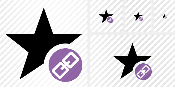 Star Link Icon