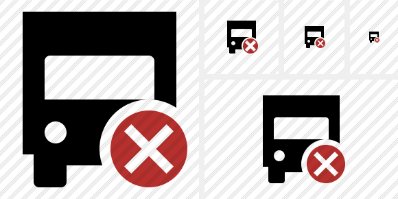 Transport 2 Cancel Icon