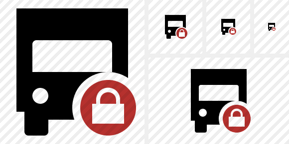 Transport 2 Lock Icon