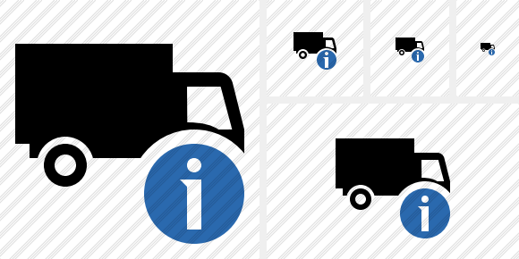 Transport Information Icon