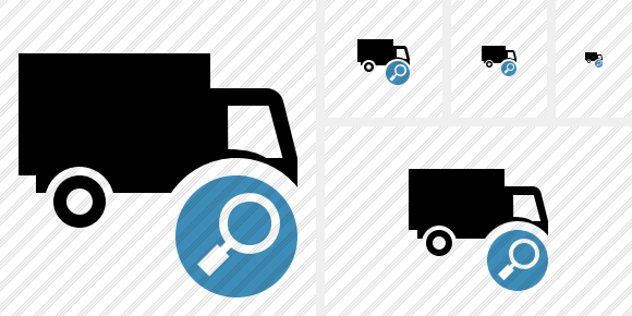 Transport Search Icon