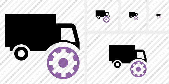 Transport Settings Icon