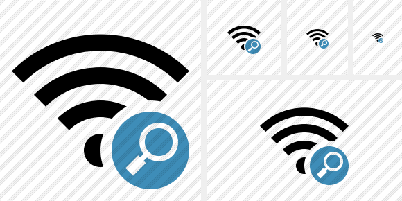 Wi Fi Search Icon