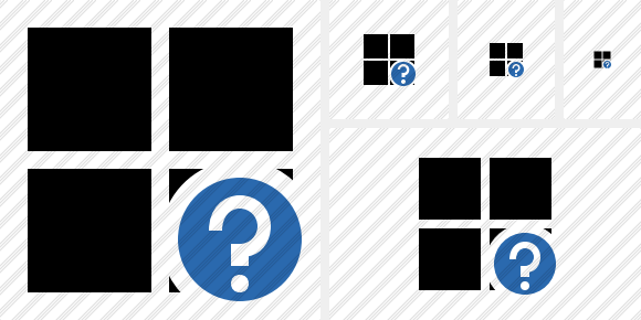 Windows Help Icon
