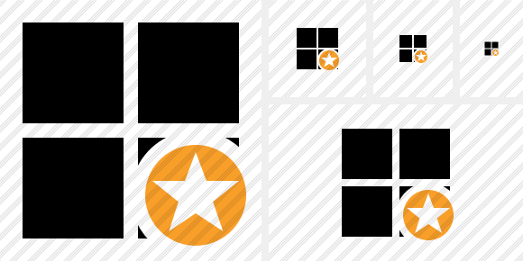 Windows Star Icon