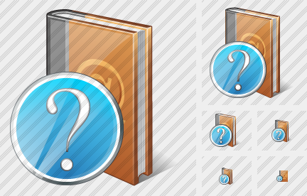 Address Book Question Icon