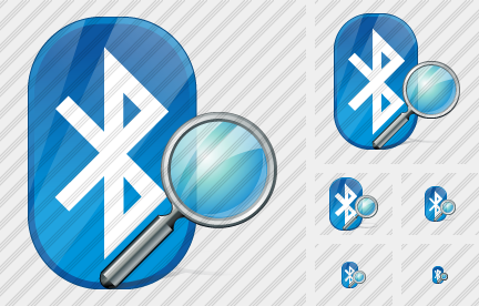 Icone Bluetooth Search