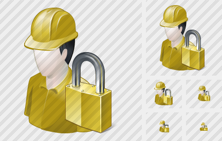 Builder Locked Icon