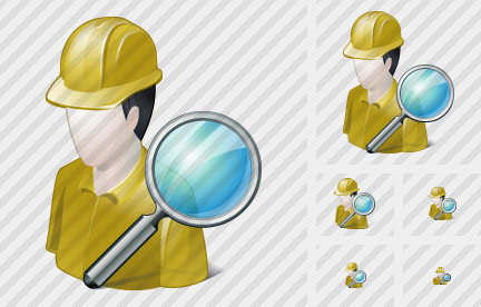Builder Search Icon