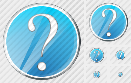 Button Question Icon