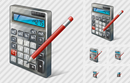 Calculator Edit Icon