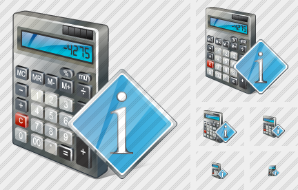 Calculator Info Icon