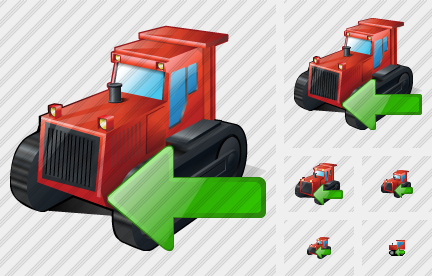 Icone Catterpillar Tractor Import