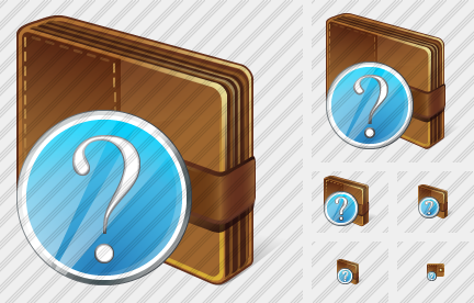 Change Purse Question Icon