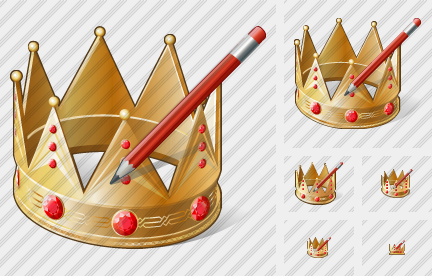 Icone Crown Edit