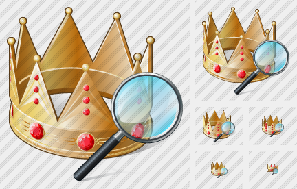 Icone Crown Search2
