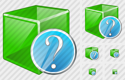 Cube Question Icon