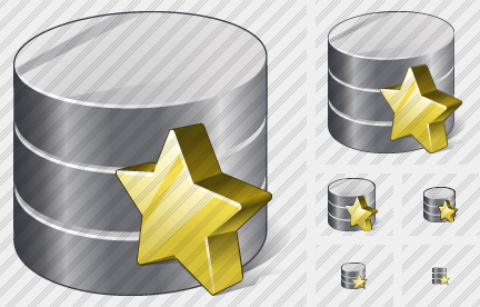 Database Favorite Icon
