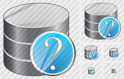 Database Question Icon