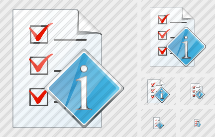 Document Task Info Icon