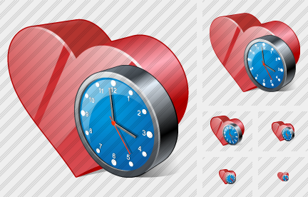 Icone Favorites Clock