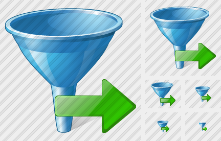 Filter Export Icon