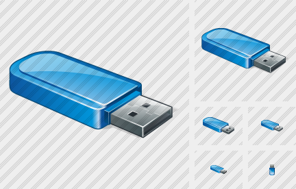 Icone Flash Drive