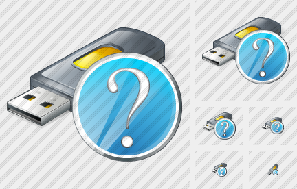 Flash Drive2 Question Icon