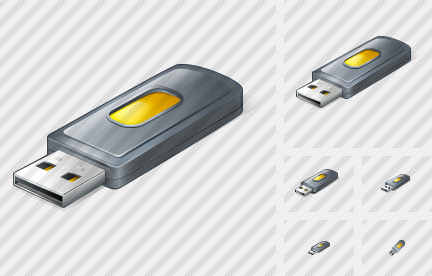 Icone Flash Drive2