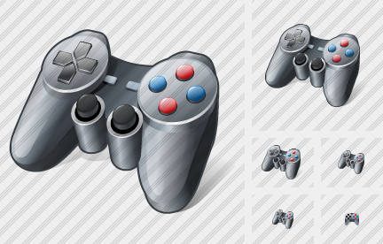 Icone Gamepad