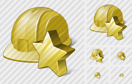 Helmet Favorite Icon
