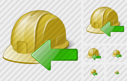 Helmet Import Icon