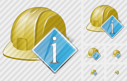 Helmet Info Icon