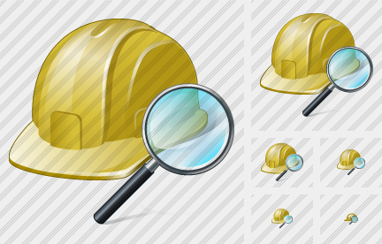 Helmet Search 2 Icon