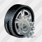 Car Wheel Settings Icon
