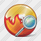 CD Burn Search Icon