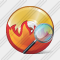 CD Burn Search 2 Icon