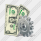 Money Settings Icon