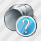 Paint Bucket Question Icon