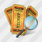 Ticket Search 2 Icon
