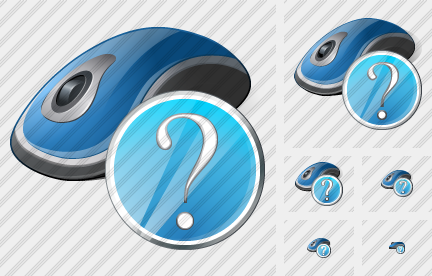 Mouse Question Icon