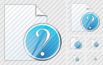 New Document Question Icon